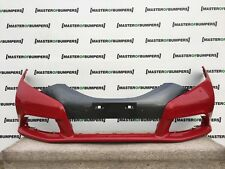 HONDA CIVIC 2012-2015 FRONT BUMPER IN RED [G42]