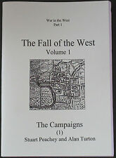 PARLIAMENT FORCES 1642-43 (Vol.1) West Campaigns Army English Civil War History