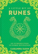 A Little Bit of Runes: An Introduction to Norse Divination, NEW