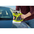 Buffer Polisher Cordless Battery Power 6 in. Wheel Sport Car Hand Tool-Only NEW