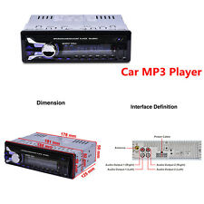 Car MP3 Player Hands-free Stereo FM / AM Radio Advanced Audio USB SD Card Reader