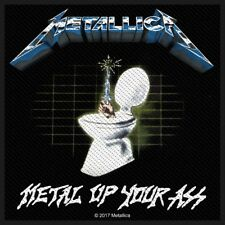Metallica Metallo up your Ass Patch/Patch 602815 #