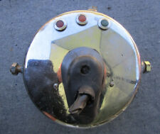 Vintage Lucas Motorcycle Head Light Lamp 1971 1972 Triumph Bsa Oil In Frame X75