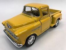 Chevy 55 Stepside Pick-up 1:32 Scale KT.5330 Yellow
