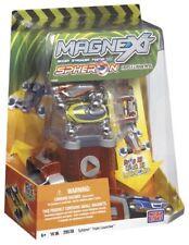 Mega Bloks Magnext Spheron Triple Launcher & Cars Set