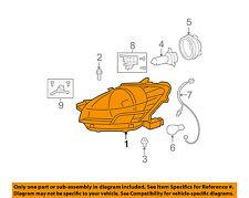TOYOTA OEM 2009 Yaris-Headlight Head Light Headlamp 8117052A80