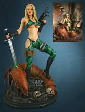 Hollywood Collectibles Group - Heavy Metal Exclusive Alien Marine Girl 1:4 Scale