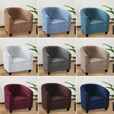 Club Chair Sofa Cover Wing Back Armchair One-Seater Slipcover Protector Patio
