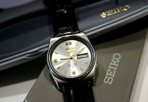 Orologio Seiko 5 Automatico Vintage