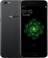 """Oppo R9s Plus Black 64GB 6GB RAM 6"""" 16MP Android Phone By FedEx"""