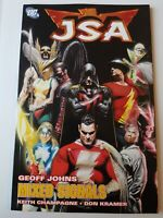 JSA Volume 11  Mixed Signals