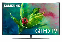 "Samsung QN65Q7CN 65"" 2160p 4K UHD TV Curved QLED  PLEASE READ ITEM DESCRIPTION"