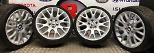 "BMW AFTERMARKET SET OF FOUR 19"" STAGGERED 8,5J & 9J 5X120 ALLOY WHEELS"
