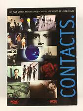 Contacts, les plus grands photographes Vol 1 2 3  / Coffret 3 DVD Arte