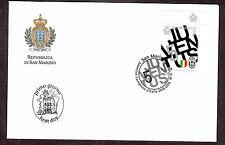 BUSTA FDC SAN MARINO JUVENTUS + STEMMA  CAMPIONATO CALCIO FOOTBALL 2015 - 2016