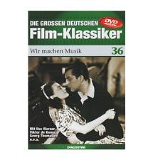 WIR MACHEN MUSIK / FILMKLASSIKER DVD 1942 / GRETHE WEISER & ILSE WERNER