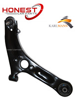 For KIA PICANTO 2012> FRONT LOWER SUSPENSION WISHBONE ARM DRIVERS X1 Karlmann