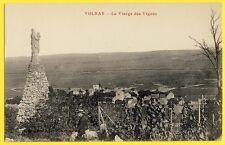 cpa Bourgogne VOLNAY (Côte d'Or) La VIERGE des VIGNES Vin The Virgin of the Vine