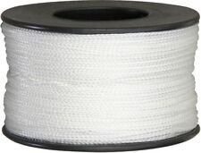 Parachute Cord Nano Cord White 75mm x 300ft. White braided premium nylon sport a