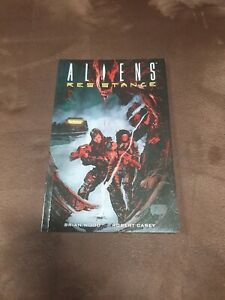Brian Wood - Aliens Resistance Comic Graphic Novel Softcover Paperback