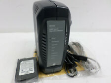 Motorola SURFboard SBV5222 Digital Voice Modem w/ Battery & Cables 535625-001-00