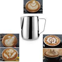 Kitchen Stainless Steel Milk Craft Coffee Latte Frothing Art Jug Pitcher Mug Cup