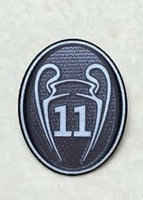 2016-2017 UEFA Champions League Trophy 11 Cup Patch Badge For Real Madrid Jersey