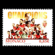 "Monaco 2017 - Football ""AS Monaco Football Club"" Soccer - MNH"