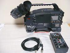 Panasonic AJ-HDC27HP Varicam HD camcorder + viewfinder+EC3 remote paintbox+case