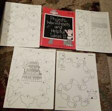 Early Childhood Teacher Project Worksheet Bundle