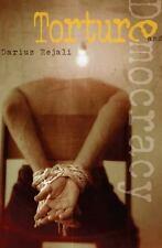 Torture and Democracy by Darius M. Rejali (2009, Paperback)