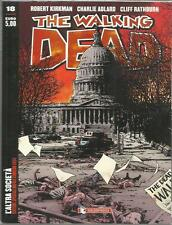 THE WALKING DEAD 18 VARIANT COVER NAPOLI COMICON SALDAPRESS
