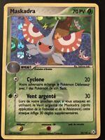 Carte Pokemon MASKADRA 20/101 Rare REVERSE Légendes Oubliées Bloc EX FR