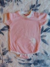 Mn Vikings football Pink baby one piece 6/9 months