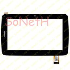 """Vetro Touch screen 7,0"""" Clementoni CLEMPAD PLUS 7 13008 Con foro web Nero"""