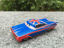 Mattel Disney Pixar Cars Union Jack Ramone Metal Toy Car New Loose