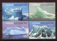 Australie Antarctique territoire 2011 glaçons pour bloc 4 Non montés