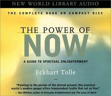 The Power of Now: A Guide to Spiritual Enlightenment: Unabridged by Eckhart...