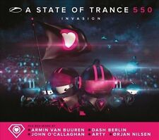 NEW State of Trance 550 (Audio CD)
