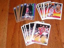 21 Scottie Pippen Basketball Cards Upper Deck