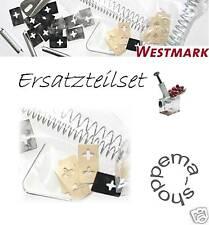 WESTMARK Kirschentkerner Kirschomat Ersatzteile Set 4tlg 4072 Entkerner