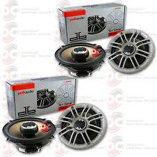"2 x POLK AUDIO DB521 5.25"" 5.25-INCH CAR BOAT MARINE AUDIO 2-WAY SPEAKERS (PAIR)"