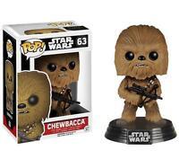 Star Wars The Force Awakens Chewbacca Pop! Vinyl Figure Funko 63