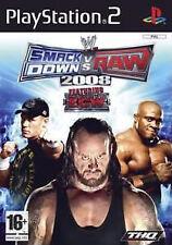 WWE SMACKDOWN VS. Raw 2008 (Sony PLAYSTATION 2, 2007)
