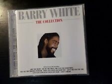 CD ALBUM - BARRY WHITE - THE COLLECTION