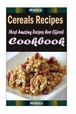 Cereals Recipes :Healthy and Easy Homemade for Your Best Friend by Heviz's...