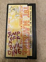 Toy Machine Jump Off A Building Vhs Rare Skateboarding Fulfill Dream Templeton