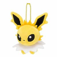 Pokemon Center Original Mocchiri Mascot Pokemon Dolls Jolteon Japan
