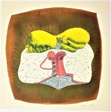 """JOHN ALTOON About Women 1966 GEMINI G.E.L. Ken Tyler LITHOGRAPH """"55/100"""""""