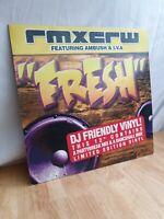Rmx Crew Fresh Feat Ambush IVA 12 Inch Vinyl Record